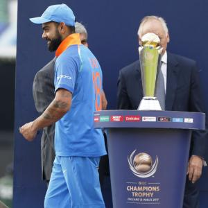 Kohli: The turning points of the match
