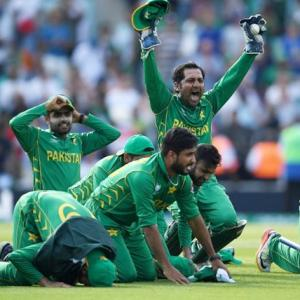 Champions Trophy: Who said what