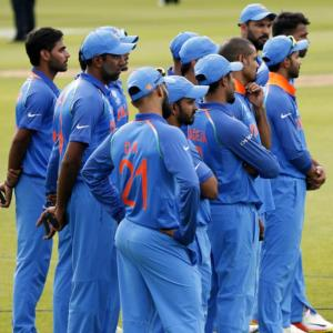When Team India froze in big finals