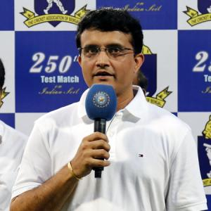 India have big chance of winning Test series in England: Ganguly