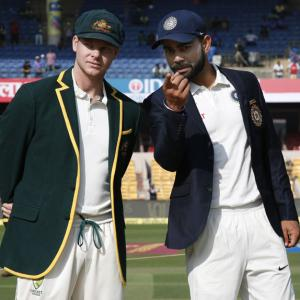 Is Smith a better Test batsman than Kohli?