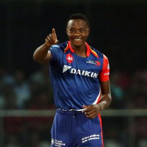 Back injury rules Rabada out of IPL-11