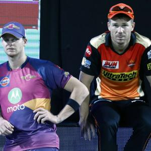 'IPL ban may have spared Smith, Warner wrath of Indian public'