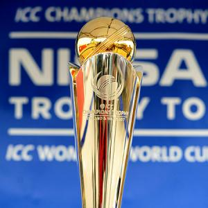Check out ICC Champions Trophy schedule