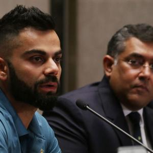 Captain Kohli on how India will approach Champions Trophy