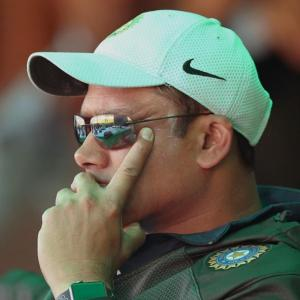 Will Champions Trophy be Kumble's last assignment as India coach?