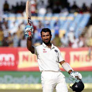 You have to fight for every run that you score in Tests: Pujara