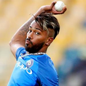 'Be patient with Hardik, he can be close to Stokes'