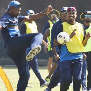 Sri Lanka eyeing elusive win in India