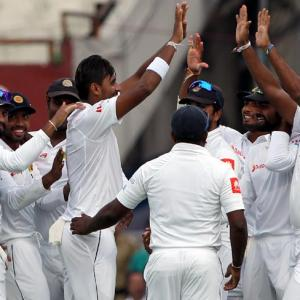 The job is not finished yet, says Sri Lanka bowling coach