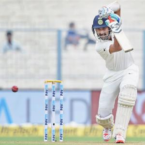 'Pujara has batted outstandingly well in these conditions'