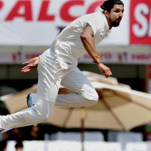 Ishant Sharma on how he has matured as a cricketer