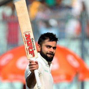 50th century...The legend of Kohli continues to grow!