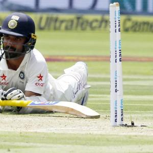 Why Rahane has struggled in the last two years