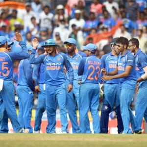 Coach Shastri puts down Team India's success to one key word...