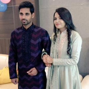 India's bowling sensation Bhuvi is engaged! Congratulate him