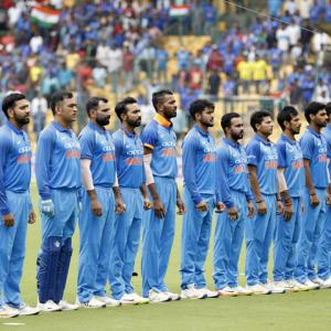 Figure out India, New Zealand's teams