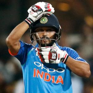Kedar, Shardul back for SA ODIs, KL Rahul misses out