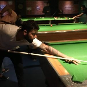 PIX: A perfect day off for Team India