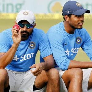 I support Kohli's rotation policy: Shami