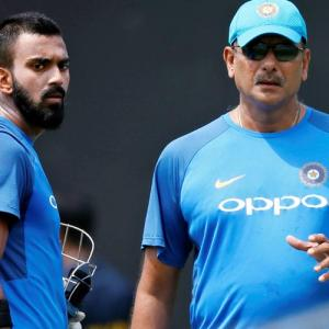 Will Rahul replace Rahane for 2nd ODI?