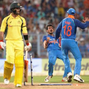 Kuldeep, Chahal could again play pivotal role in 3rd ODI at Indore