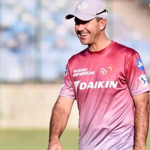 Daredevils fired up by coach Ponting's goosebump-inducing speech