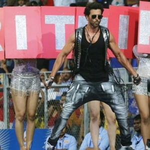 PHOTOS: Spectacular opening to IPL 11