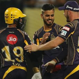 KKR-RCB tie: The Turning Point
