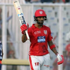IPL PHOTOS: Rahul blitzkrieg blows away Delhi