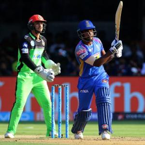 IPL PHOTOS: Samson's sizzling knock lifts Rajasthan to victory