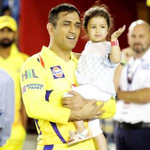 Don't need to use my back as my arms can do the job: Dhoni