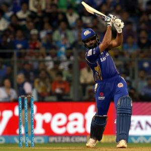 IPL Top Performer: Rohit ends Mumbai's losing run