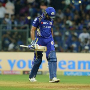 Turning Point: Mumbai Indians dig their own hole