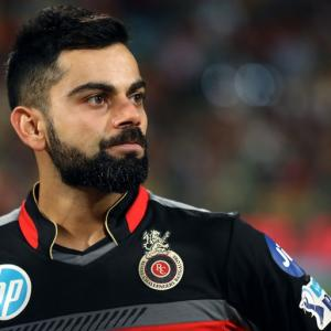 We don't deserve to win if we field like that: Kohli