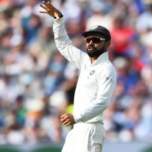 Kohli's mic drop adds spice to five-Test series, says Root