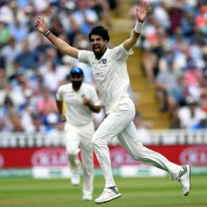 Ishant, the workhorse or attacking bowler for India?