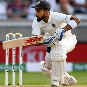 PHOTOS: England vs India, 1st Test, Day 3