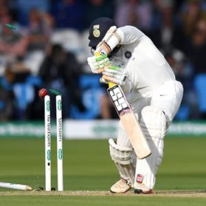 Boycott slams India for 'thoughtless' batting display