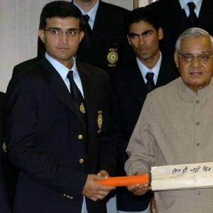 Here's what Vajpayee told Ganguly & Co before 2004 Pak tour