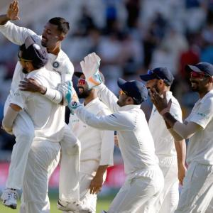 How Team India turned things around after Lord's debacle
