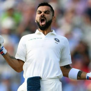 Will 'King Kohli' end India's barren run in Australia?