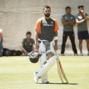 Head to head: India trail Australia 1-7 in Adelaide