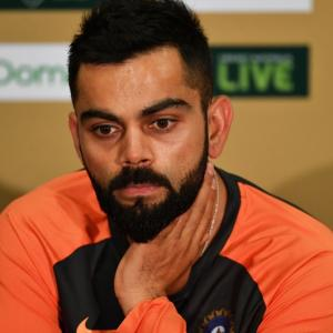 Kohli has word of caution for bowlers...