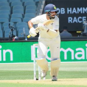 Why Pujara rates Adelaide innings among his top five