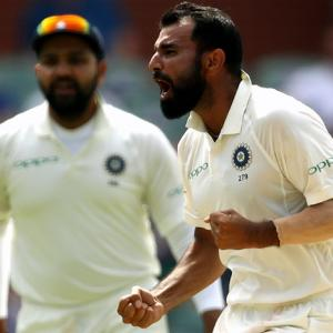 Shami, Ashwin leave Australia in a mess as India eye victory