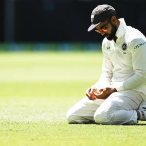 Kohli acknowledges folly after selection disaster at Perth