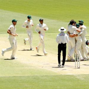 Australia keep emotions aside for series-levelling win Perth