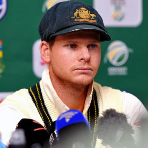 'Everyone makes mistakes': Smith's ball-tampering shame in new ad