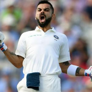 'Virat Kohli is the energy of this Indian team'